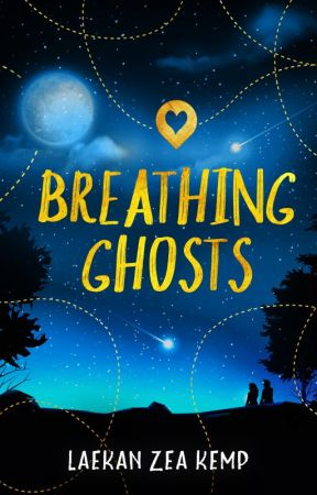 Breathing Ghosts-Excerpt by laekanzeakemp