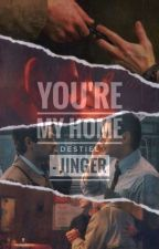 You're my Home ❤️ : A Destiel Fanfic by _CuddleBear__