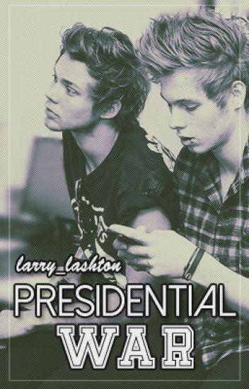 Presidential War [Lashton AU]