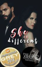 She Is Different |Christian Grey| by aledesangreazul
