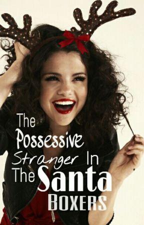 The Possessive Stranger In The Santa Boxers by rose_cx