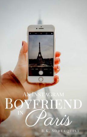 An Instagram Boyfriend in Paris by britainkalai