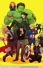 The Adventures to the Avengers by ArmedwithSarcasm