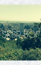 Sk8r Boi by baesicalum