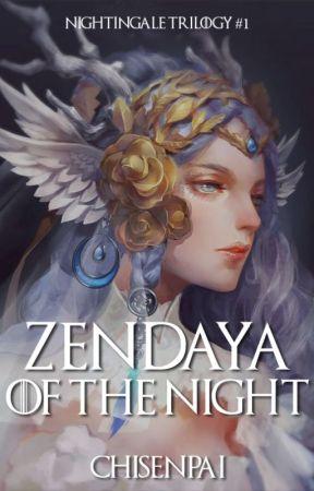 Zendaya of the Night by CHISENPAI