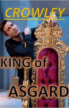 Crowley King of Asgard by Kirsty_Owens
