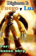 Digimon I: Fuego y Luz by kanon_khrp