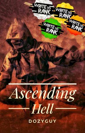 Ascending Hell by DozyGuy