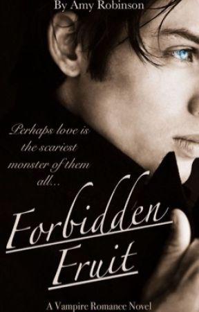 Forbidden Fruit by AmyAfternator