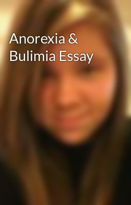 essay on anorexia