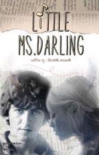 Little Ms. Darling  | george harrison ⁎⁺˳✧༚ by raviolli_formuolli