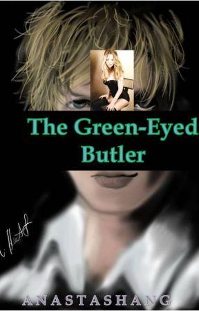 The Green-Eyed Butler by AnastaShang