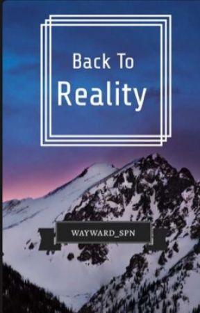 Back to Reality- Avengers by wayward_spn
