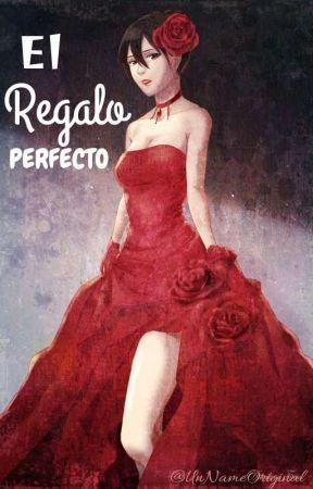El Regalo Perfecto. [Rivamika]  by UnNameOriginal