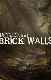 Battles and Brick Walls by Black_Wolf_Tales