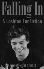 Falling In || Lashton AU {Side of Malum} by sweet-despair