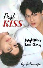 FIRST KISS by deebamanja