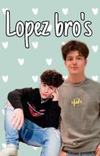 The Lopez bros  by lopez_fangirl