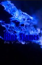Blue Flames by TartarosMember