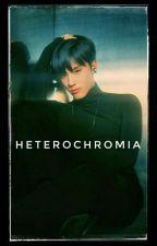 heterochromia → syj by pixiestay