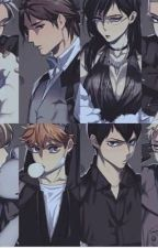 Partners In Love and Crime Haikyuu  Criminal Au by Leafpass