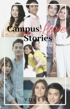 Campus Love Stories: Book 1 by ThompsonVDL