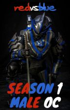 Red vs Blue Season 1 /w Spartan Matthias by xDarthKalivakx