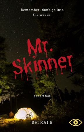 Mr. Skinner by theantimatterbee