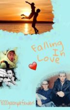 Falling In Love by 3000galaxydefenders