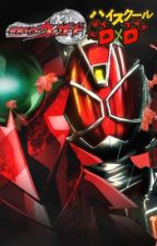Kamen Rider Wizard (Male Reader) X High School DxD by KamenRiderHazard