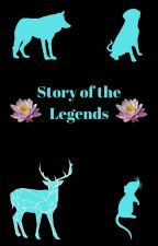 Marauders/ the story of Legends by Damla-Ks
