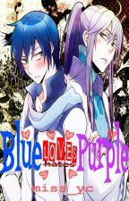 Blue hates/LOVES Purple (Gakupo x Kaito) by miss_yc