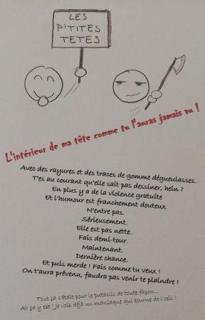 Les p'tites têtes by GaranceTaillac