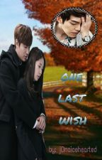 one last wish by jonaicehearted
