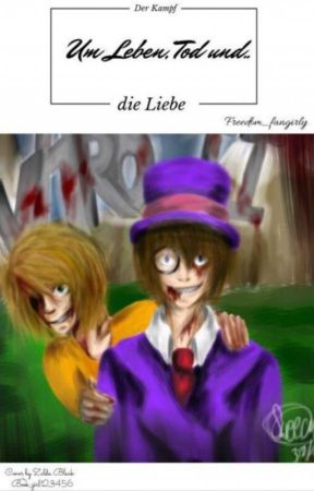 Kampf um Leben, Tot und.....die Liebe~ Zomdado ff by freedom_fangirly