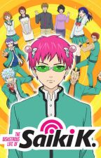 Watching the Disastrous Life of Saiki K by PuffBall1231