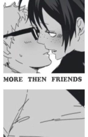 ||Tsukiyama|| More Then Friends by Leelee-channnn
