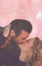 Two Pink Lines  by Celine_CooperJones