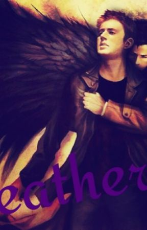 Feathers || Destiel High School AU by wingsandhunters