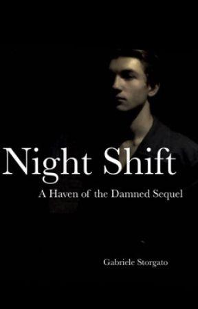 Night Shift by GabeStag