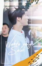 Waktu yang Salah [ NCT- Jeno ] by sugar9194