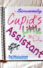Cupid's Little Assistant by TheLittleAssistant