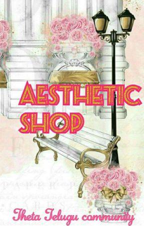 Aesthetic Shop(Open) by ThetaTelugu