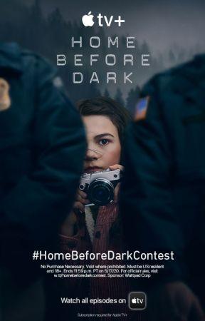 #HomeBeforeDarkContest by mystery