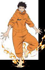 The Fire Hero: Deku by MyHeroKarma