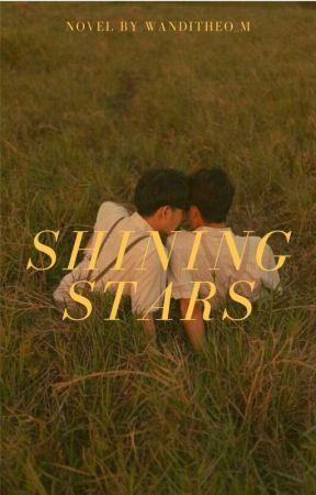Shining Stars by rosegold_tears