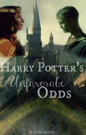 harry potter mirror of erised writing a cover