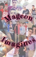Magcon imagines <3 by sleep_eat_write