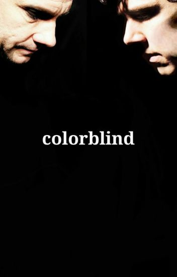Colorblind (A Johnlock Fanfiction)