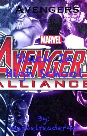 Avengers Stuck In High School by marvelreader45